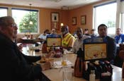 The Gathering of Eagles   meeting on July 23, 2014