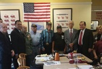 GOE Meeting for Ernest Equia, WW II Veterans